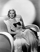 Ev-in Framed Prints - Baby Take A Bow, Claire Trevor, 1934 Framed Print by Everett