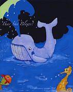 Glenna McRae - Baby Whale