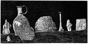 Artefact Photos - Babylonian Artefacts, 19th Century by