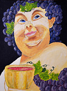 Gordon Wendling - Bacchus Roman God Of Wine