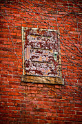 Rusty Door Framed Prints - Back Door Framed Print by Robert Clifford