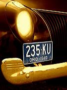 Headlight Prints - Back In The Day Print by Kenneth Krolikowski