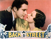 Posth Photos - Back Street, John Boles, Irene Dunne by Everett