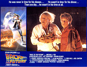 Disbelief Framed Prints - Back To The Future, Christopher Lloyd Framed Print by Everett