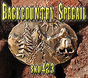 Road Jewelry Originals - Backcountry Special by Dire Needz