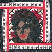 Michael Jackson Mixed Media Framed Prints - Bad Framed Print by Salli McQuaid