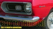 Bad To The Bone Print by Richard Rizzo