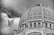 Concrete Prints - Bahai Print by Scott Norris