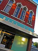 Small Towns Photo Metal Prints - Bake Shop Metal Print by Elizabeth Hoskinson