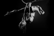 Gymnast Photos - Balance of Power 12 by Monte Arnold