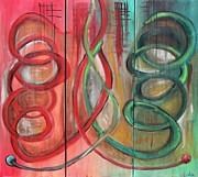 Balance Print by Sladjana Endt