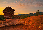 Balanced Rock Prints - Balanced Rock Print by Tim Reaves