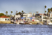 Ferry Photos - Balboa Island by Ariane Moshayedi