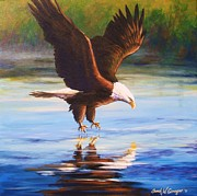 Sarah Grangier - Bald Eagle