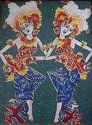 Balinese Arts Crafts - Bali Dance 2