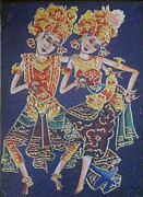 Balinese Art Crafts - Bali Dancer 1