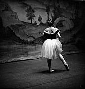 Jesse  Gerstein - Ballerina with Painted...