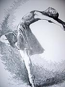 Ballet Drawings Originals - Ballet by Otis  Cobb