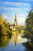Conor McGuire - Ballina Cathedral Spire