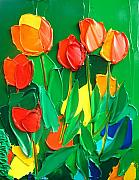 Valerie Catoire - Ballinspittle Tulips