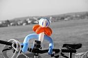 Cheryl Young - Balloon Bike Rider
