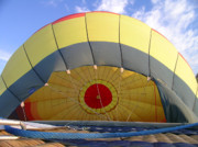 Inflation Photo Prints - Balloon Inflation Print by Jim DeLillo