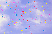 Featured Art - Balloons by Fab