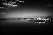 Neagh Prints - Ballyronan Marina Lough Neagh County Derry Londonderry Northern Ireland Print by Joe Fox
