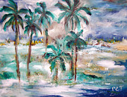 Patricia Taylor Art - Balmy Breezy Days by Patricia Taylor