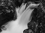 Balquhidder Falls Print by Michael Canning