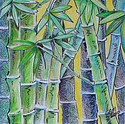 Samantha Rochard - Bamboo Patch