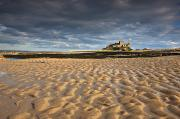 Long Distance Prints - Bamburgh, Northumberland, England View Print by John Short