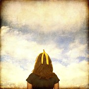Sonya Kanelstrand Metal Prints - Banana Beauty Metal Print by Sonya Kanelstrand