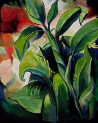 John  Duplantis - Banana Leaves