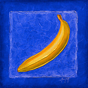 Banana Art Prints - Banana Print by Mauro Celotti