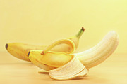Bananas Print by Sandra Cunningham
