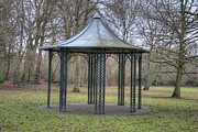 Warrington Prints - Bandstand Print by Anthony Timmons