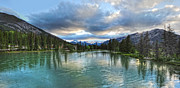 Gregory Dyer - Banff and the Bow River - 01