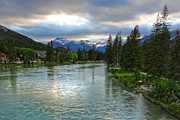 Gregory Dyer - Banff and the Bow River - 02
