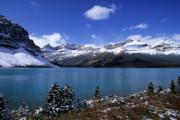 Banff National Park Print by Susan  Benson