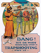Bang Print by Unknown