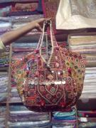 Dresses Tapestries - Textiles - Banjara Bag by Dinesh Rathi