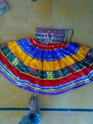 Ethnic Tapestries - Textiles - Banjara Skirt by Dinesh Rathi