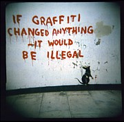 Adam Judge - Banksy