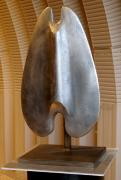 Iron  Sculpture Originals - Banner number two by Robert Hartl