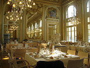 Banquet Prints - Banquet Hall Musee de Orsay Print by AnneKarin Glass