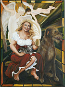 Ann Beeching - Bar Maid and Angels