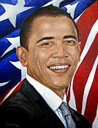 Jerrold Carton - Barack Obama
