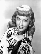 Publicity Shot Framed Prints - Barbara Stanwyck, Paramount Publicity Framed Print by Everett