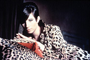 Leopard Print Framed Prints - Barbara Streisand, Mid-late 1960s Framed Print by Everett